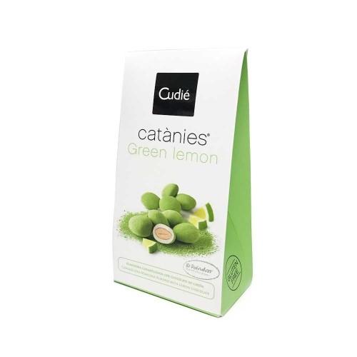Catanias Green Lemon - 80 grs.