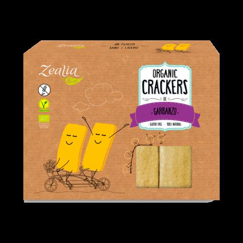Crackers Bio de Garbanzos...