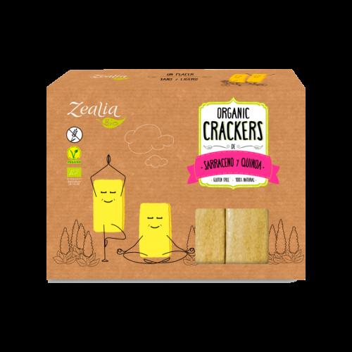 Crackers Bio Sarraceno y...