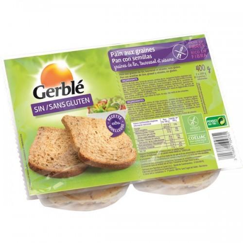 Pan de semillas - 400 grs.