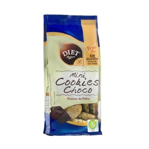 Mini cookies Choco - 150 grs.