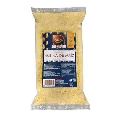 Harina de maíz - 500 grs.