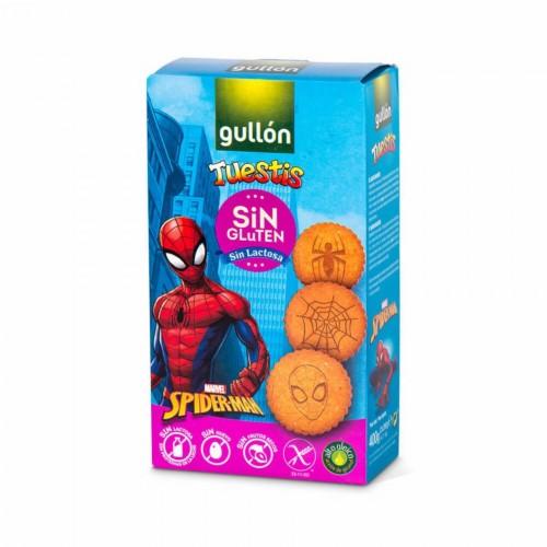 tuestis spiderman 400 gr....