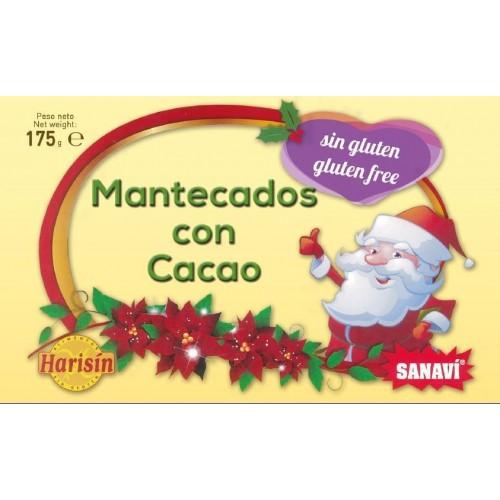 Mantecados con Cacao - 175...
