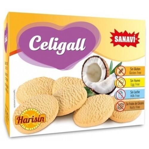 Celigall Galletas de Coco -...