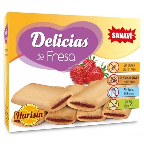 Delicias, Barritas con...