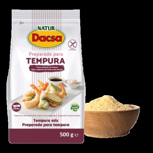 naturdacsa tempura mix 500 g