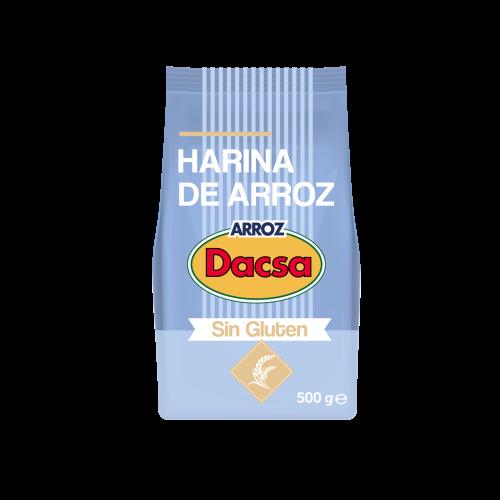 Harina de Arroz - 500 gr.