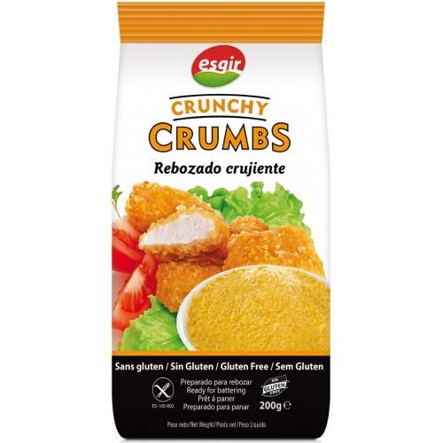 Crunchy Crumbs - Rebozado...