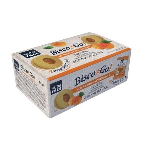 Bisco & Go Albicoca 160...