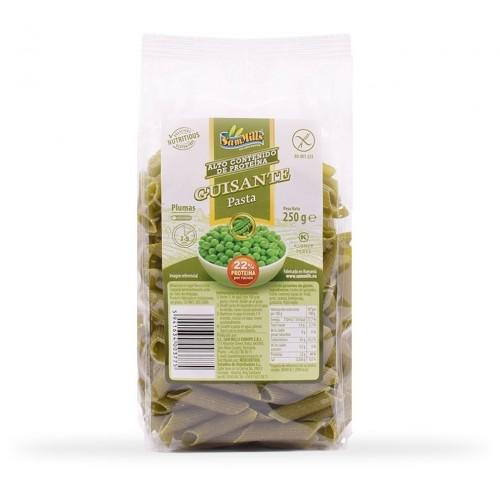 Penne Green Peas 250 grs.