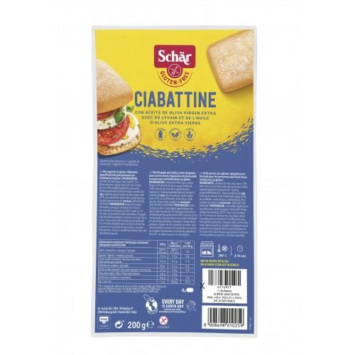 Ciabattine - Pan chapata