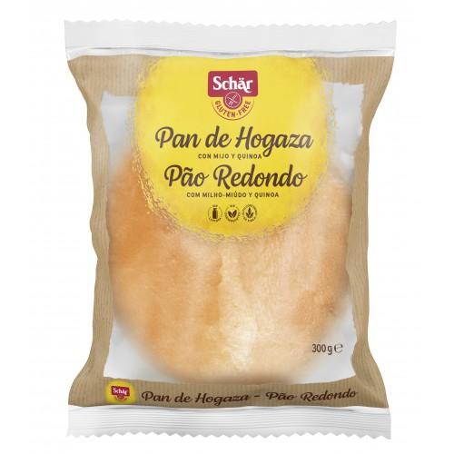 Pan de Hogaza Sem gluten...