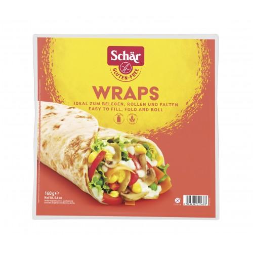 Wraps Tortitas Sin gluten...