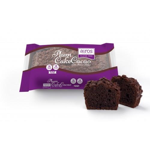 Plum Cake de Cacao con...