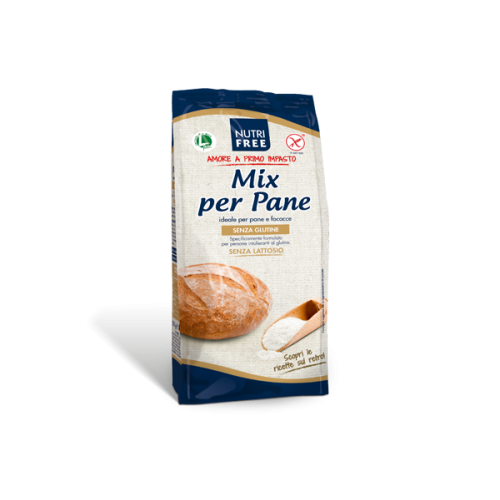 Mix per Pane Estero 1 kg. NTF