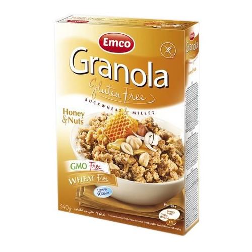 Granola Muesli con Miel y...