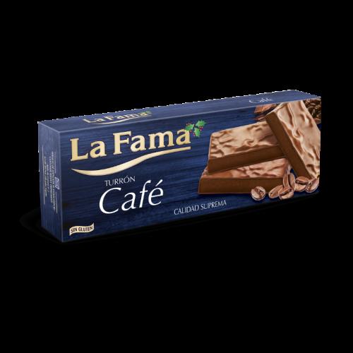 Turrón de Café Calidad...