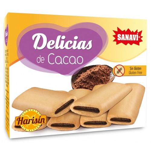 Delicias de Crema Choco...