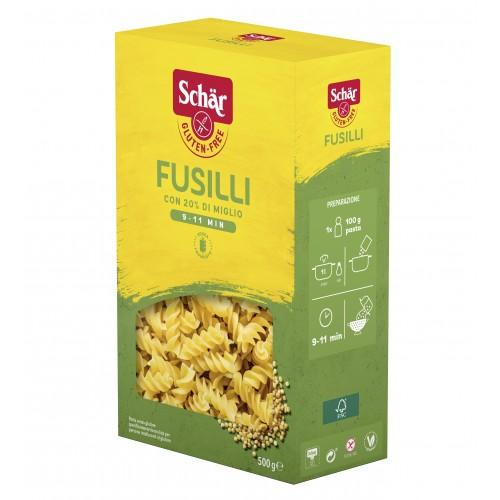 Pasta Fusilli - Espirales...