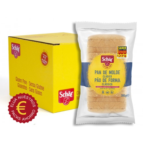 Pack Ahorro Pan de molde...