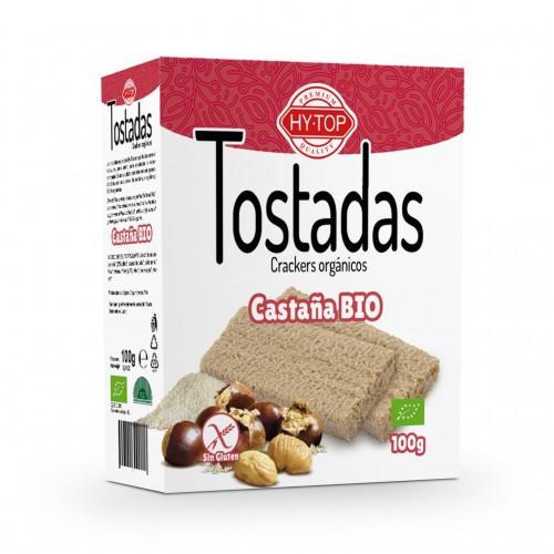 Tostadas de Castaña BIO ECO...