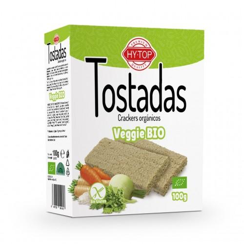 Tostadas Veggie BIO - 100 GRS