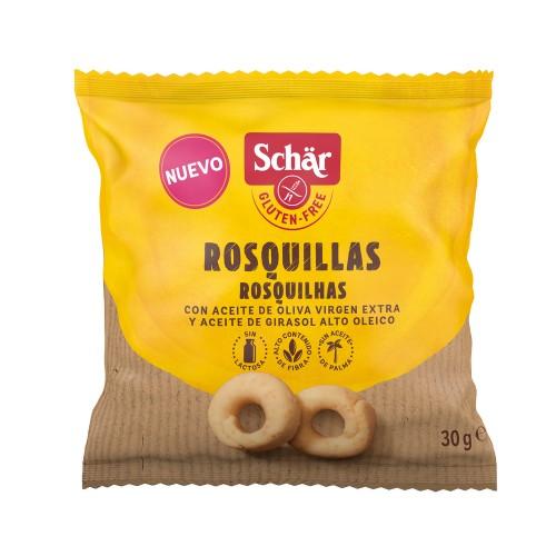 Rosquillas Sin gluten - Schär