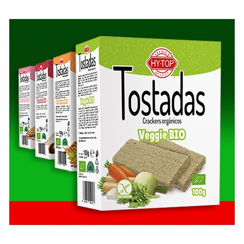 PACK 4 SABORES HYTOP