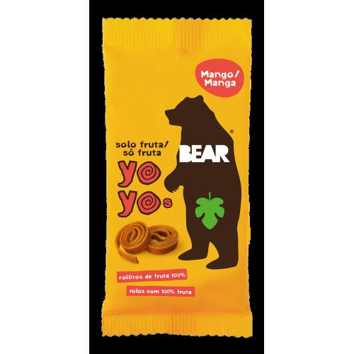 Yoyo Bear Mango Sem glúten...