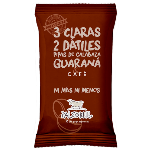 Barrita Café y Guarana Sin...