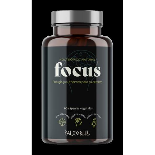 Focus Nootrópico Natural -...