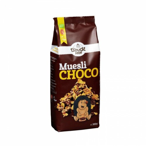 Muesli crujiente Choco...